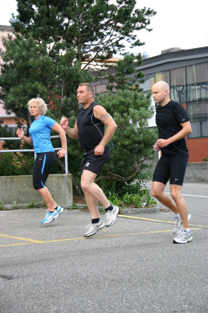 runnning.COACH Tatkraft Workshop